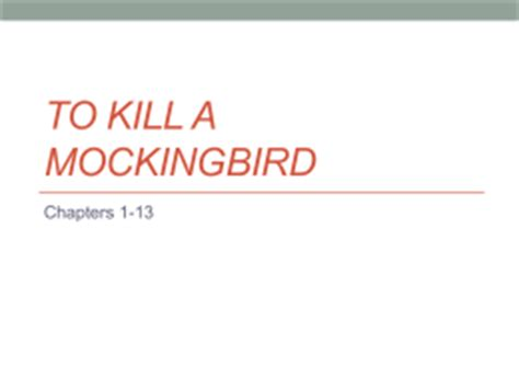 How is To Kill a Mockingbird a novel about growth - eNotes